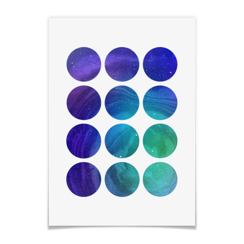 Printio Наклейки круглые 5×5 см Без названия
