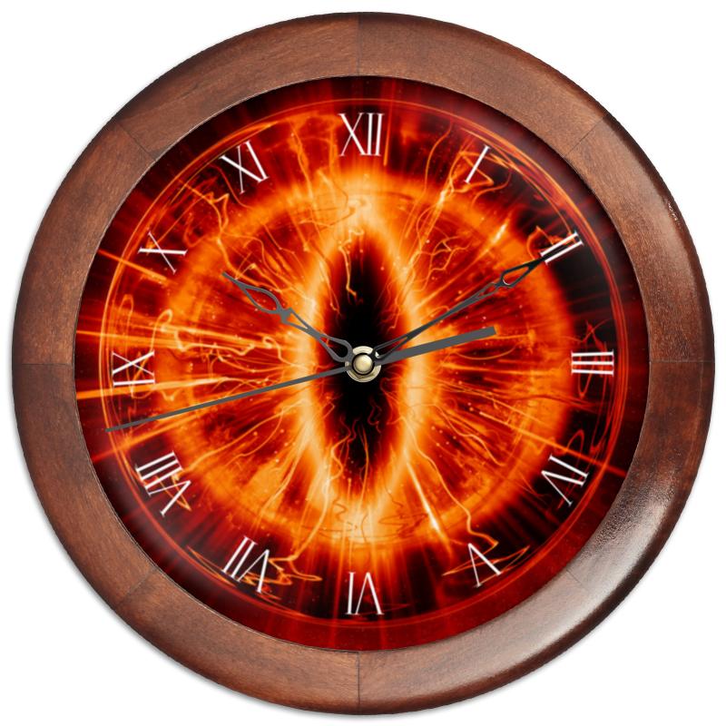 Фото - Printio Часы круглые из дерева Без названия printio часы круглые из дерева крыса и сыр
