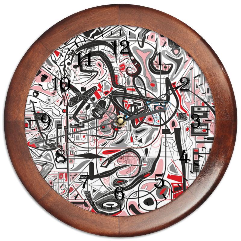 Фото - Printio Часы круглые из дерева Mamewax printio часы круглые из дерева крыса и сыр