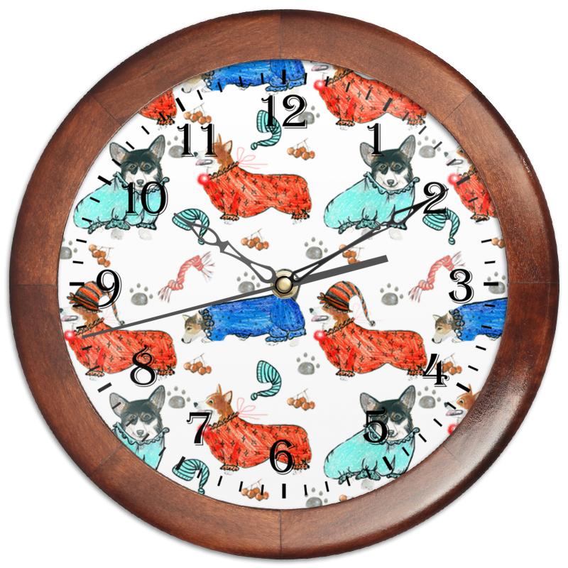 Фото - Printio Часы круглые из дерева Час сна printio часы круглые из дерева крыса и сыр