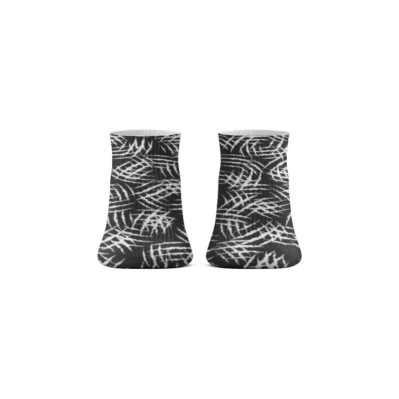 Printio Носки короткие Носки кошатника чёрные