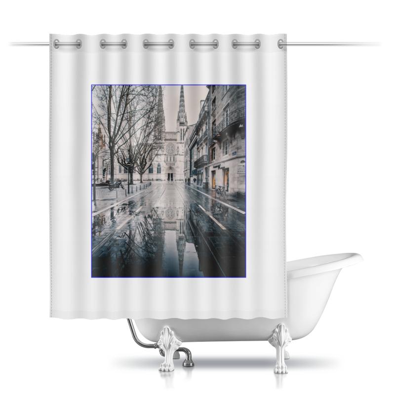 Printio Шторы в ванную Адидас