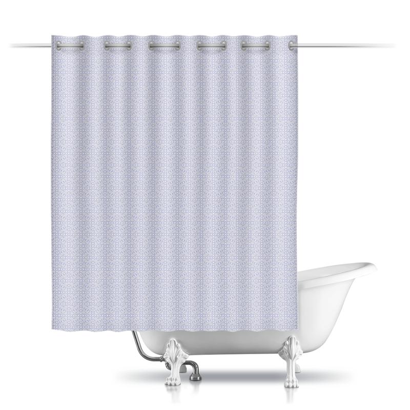 Фото - Printio Шторы в ванную Таинственный лабиринт printio шторы в ванную черепушка