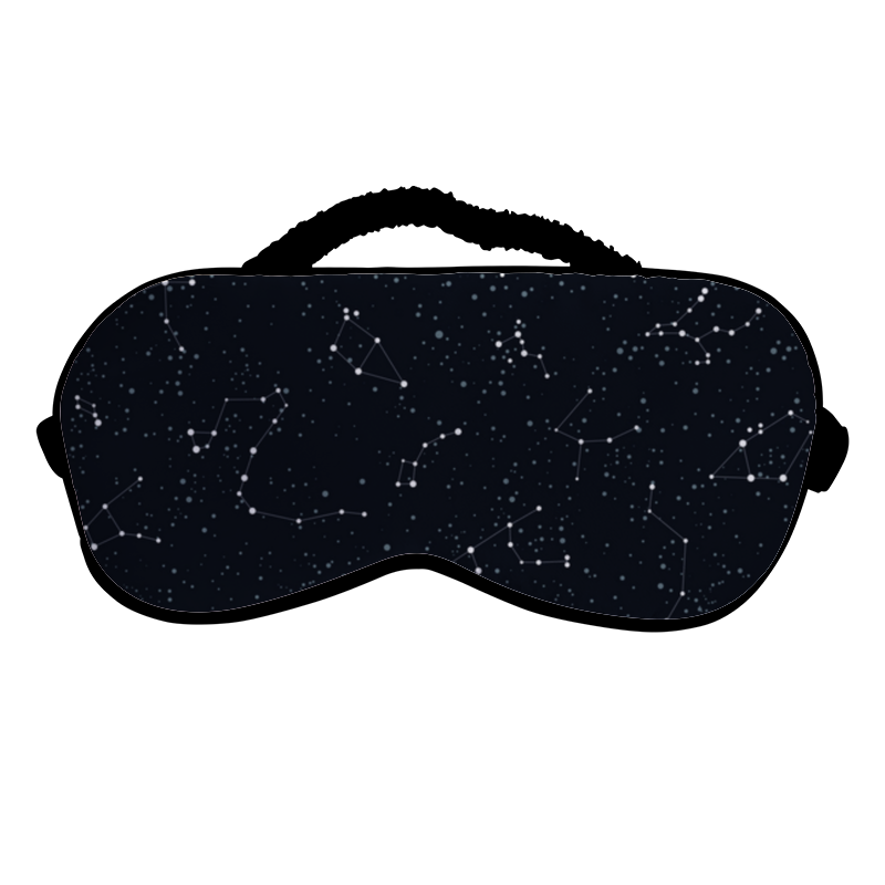 Printio Маска для сна Созвездия
