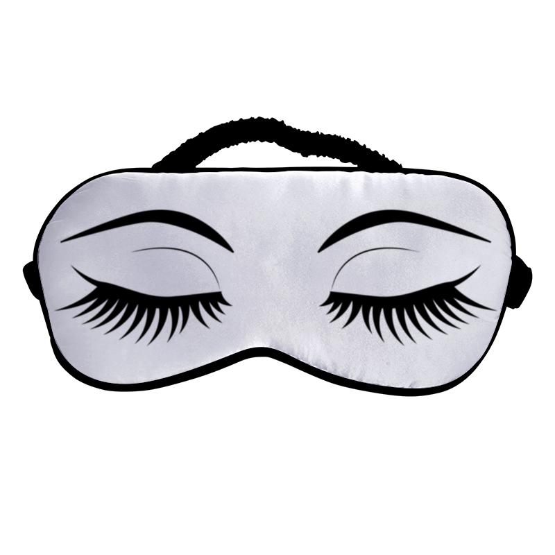 Printio Маска для сна Закрытые глаза