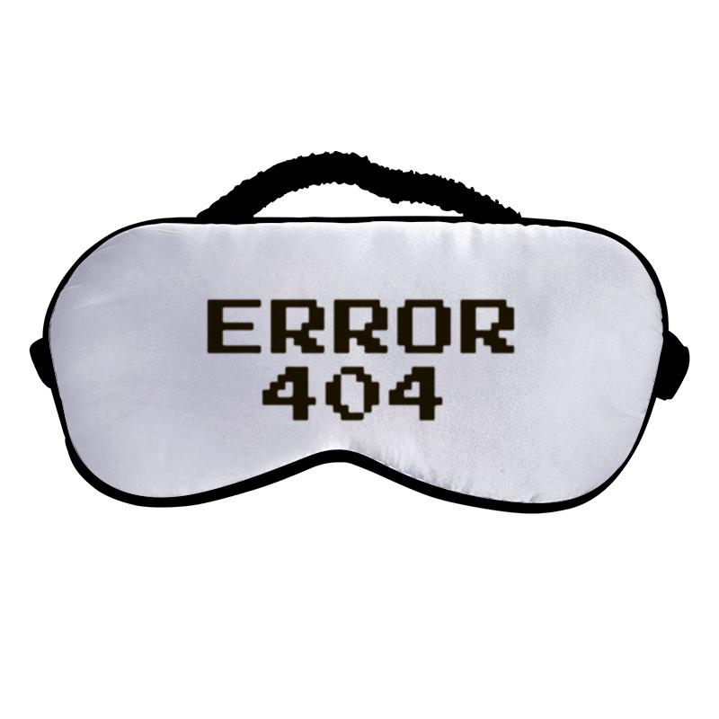 Printio Маска для сна Ошибка 404