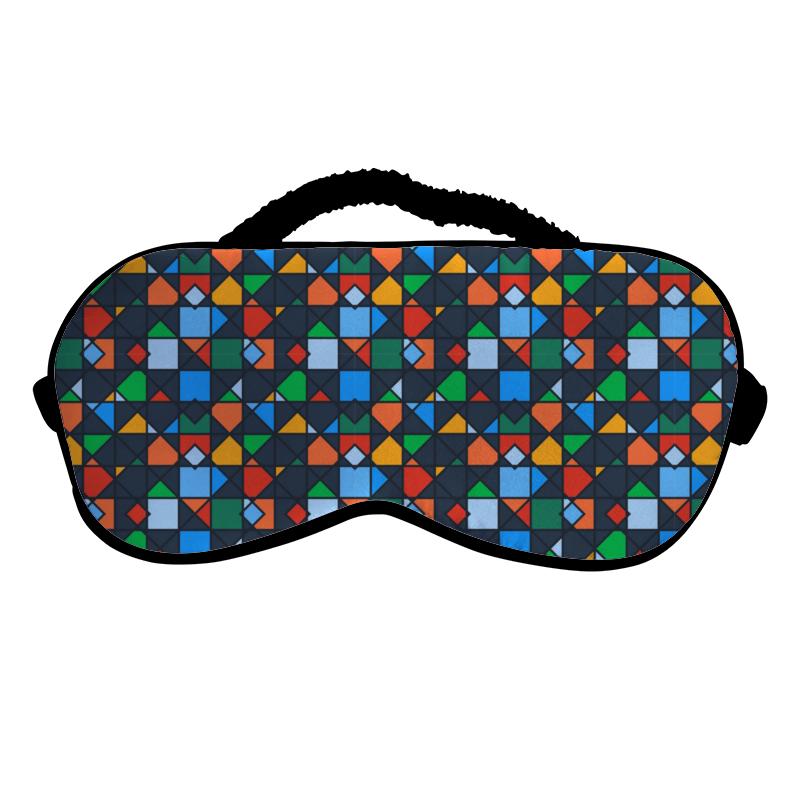 Printio Маска для сна Пиксели