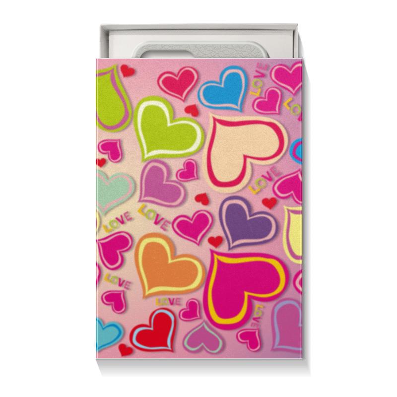 Printio Коробка для чехлов Любовь