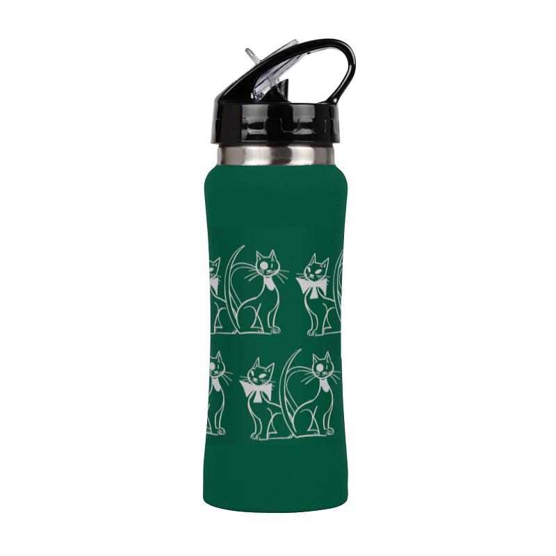 Printio Спортивная бутылка Парочки. спортивная бутылка pinnacle sports красная
