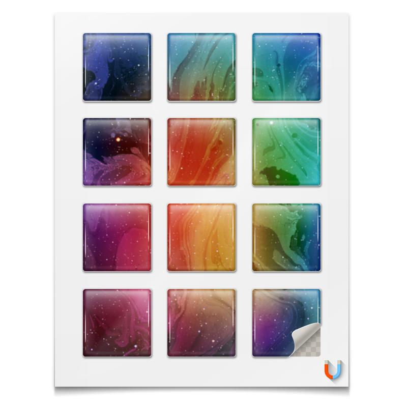 Printio Магниты квадратные 5×5 см Без названия