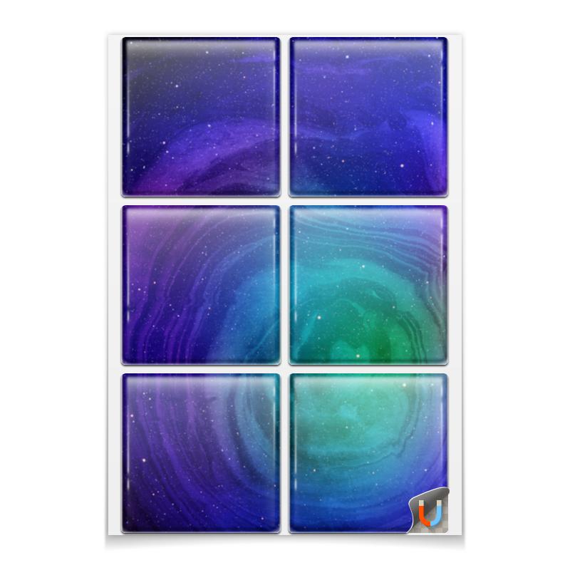 Printio Магниты квадратные 9.5×9.5 см Без названия