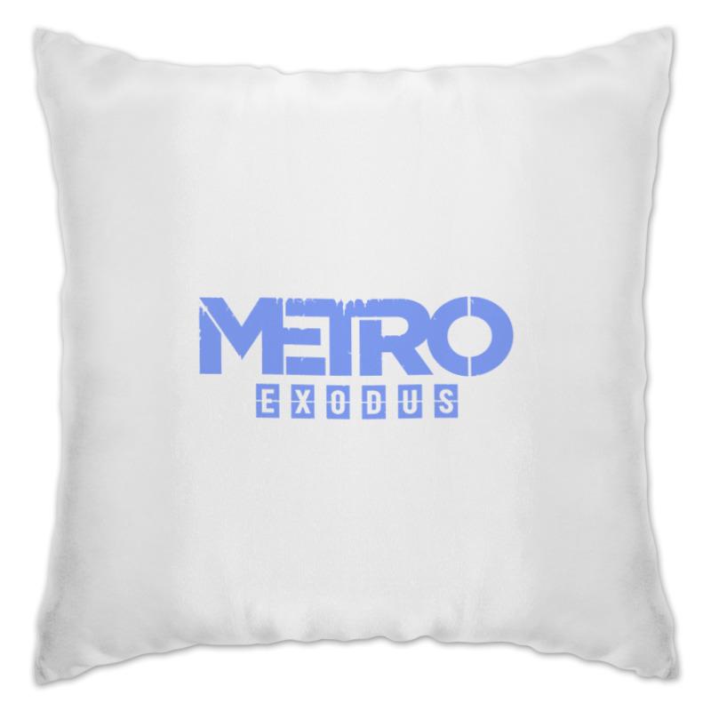 Printio Подушка Metro