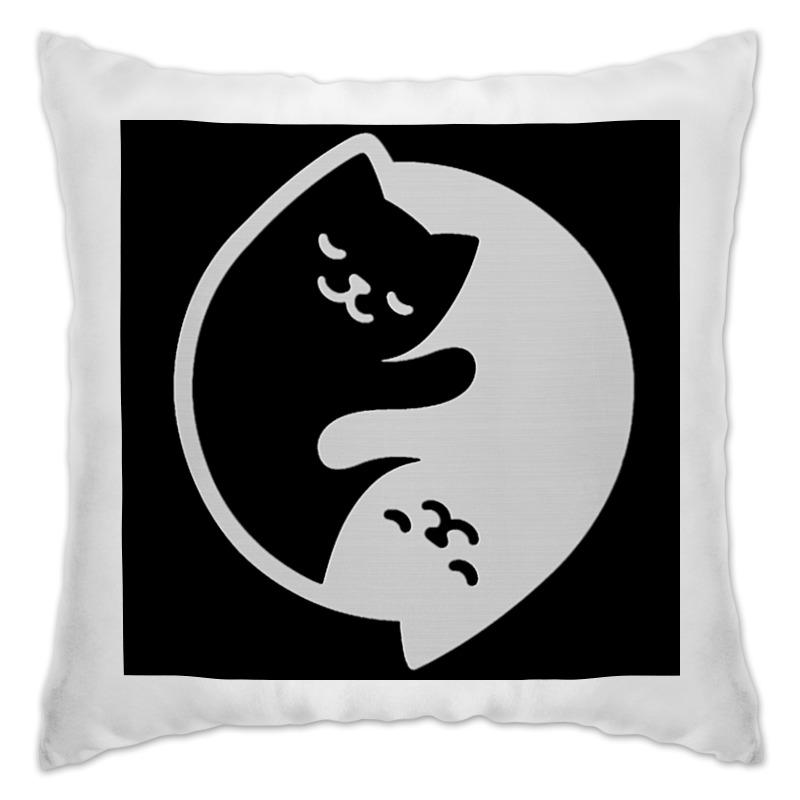 Printio Подушка Кошки на подушке.....