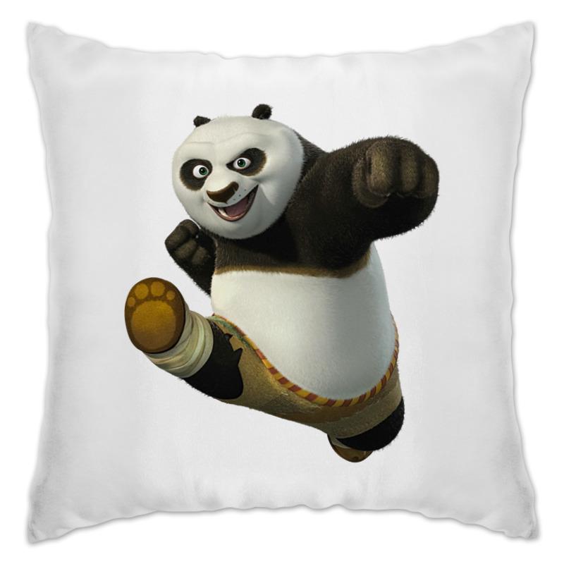 Printio Подушка Кунг-фу панда