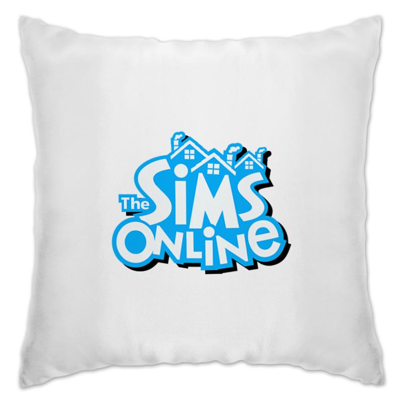 Printio Подушка Sims online