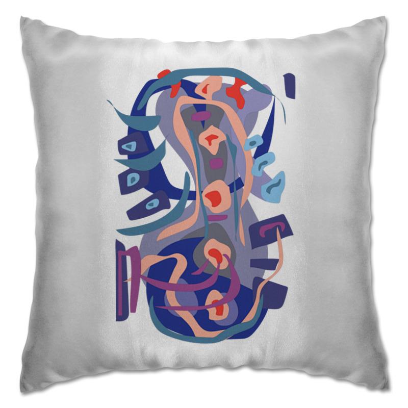 Printio Подушка С абстрактным рисунком printio сумка с абстрактным рисунком