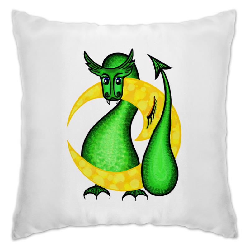 Printio Подушка Китайский гороскоп - год дракона