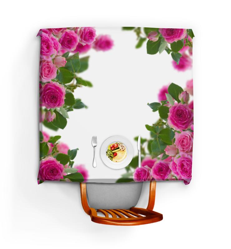 Фото - Printio Скатерть квадратная Прекрасные розы printio скатерть квадратная сердечки и розы