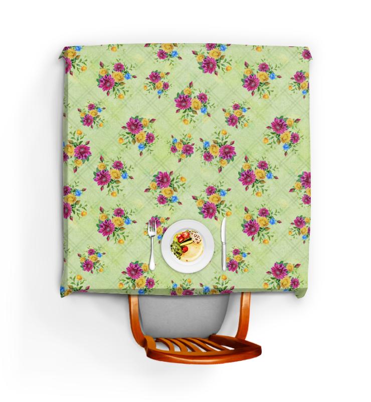 Фото - Printio Скатерть квадратная Ботанический цветок printio скатерть квадратная английский бульдог