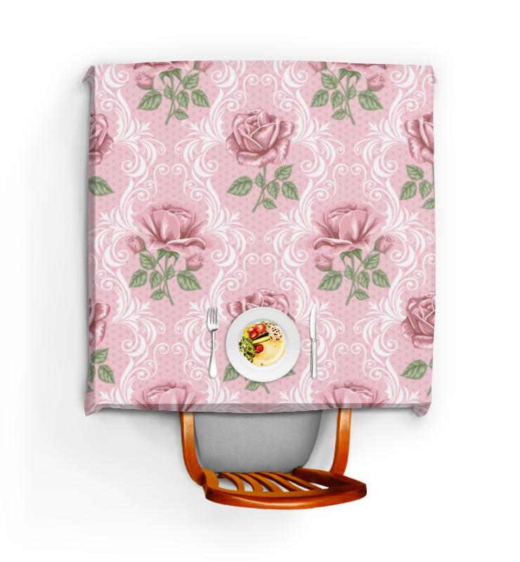 Printio Скатерть квадратная Розы (цветы)