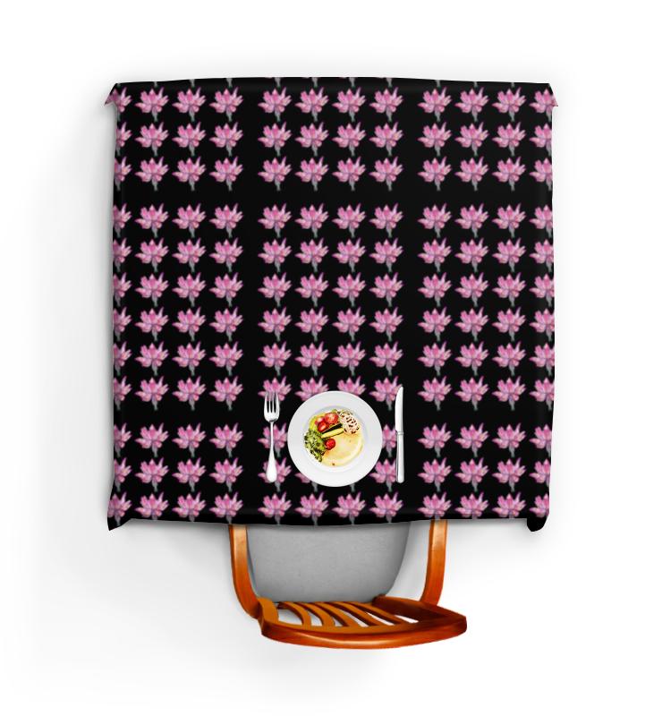 Фото - Printio Скатерть квадратная Цветок лотоса printio скатерть квадратная английский бульдог
