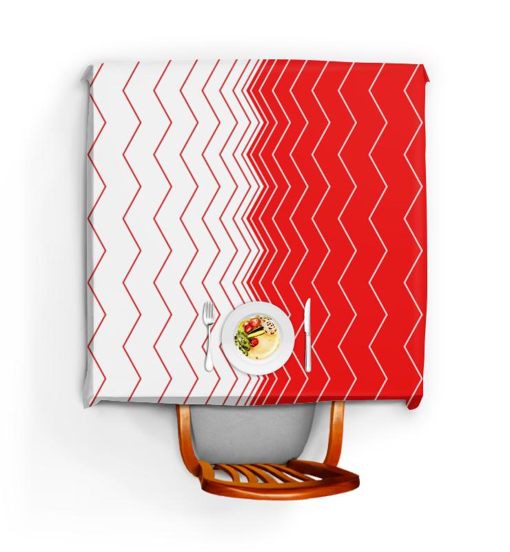 Фото - Printio Скатерть квадратная Вибрация, с выбором цвета printio скатерть квадратная красный дракон
