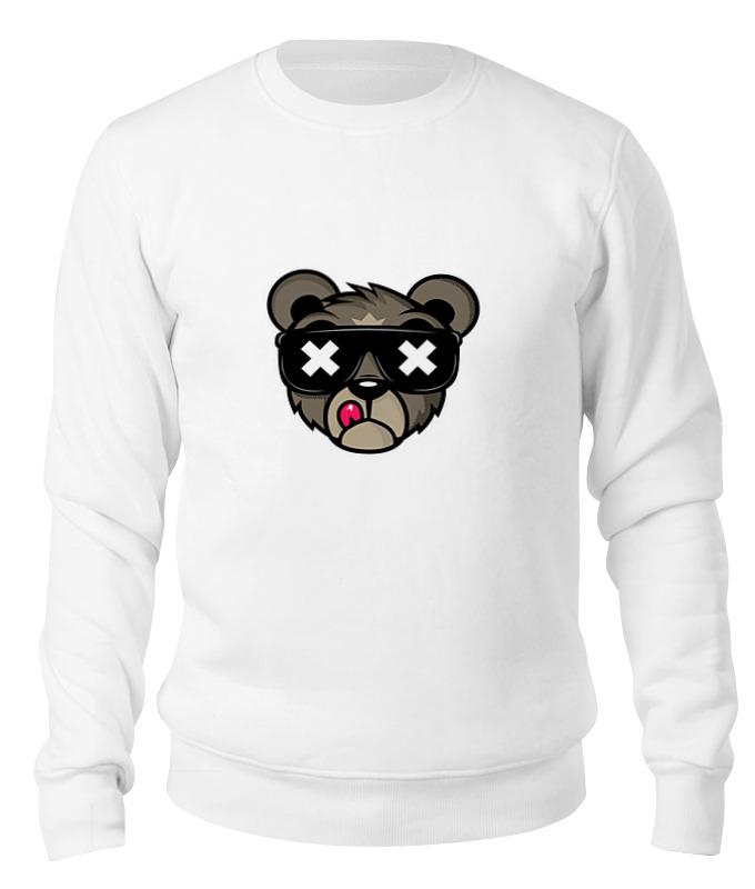 Printio Свитшот унисекс хлопковый Crew five cali bear printio футболка классическая crew five cali bear