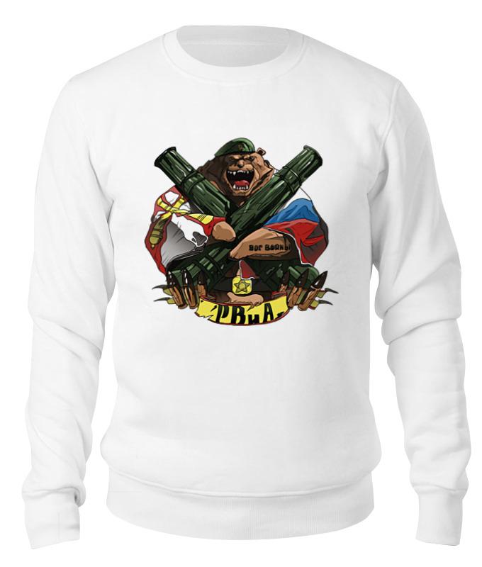 Printio Свитшот унисекс хлопковый Ракетные войска