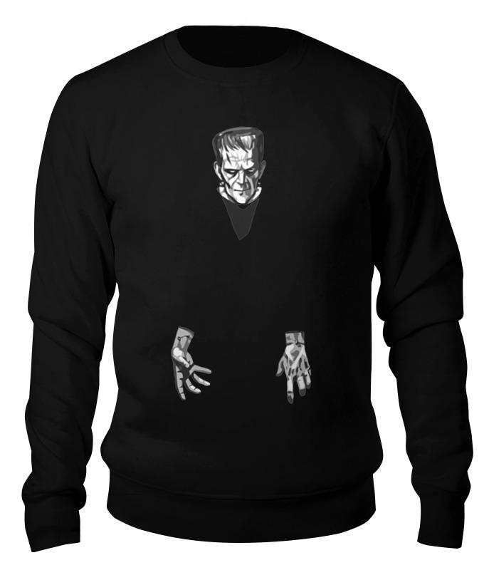 Printio Свитшот унисекс хлопковый Франкенштейн
