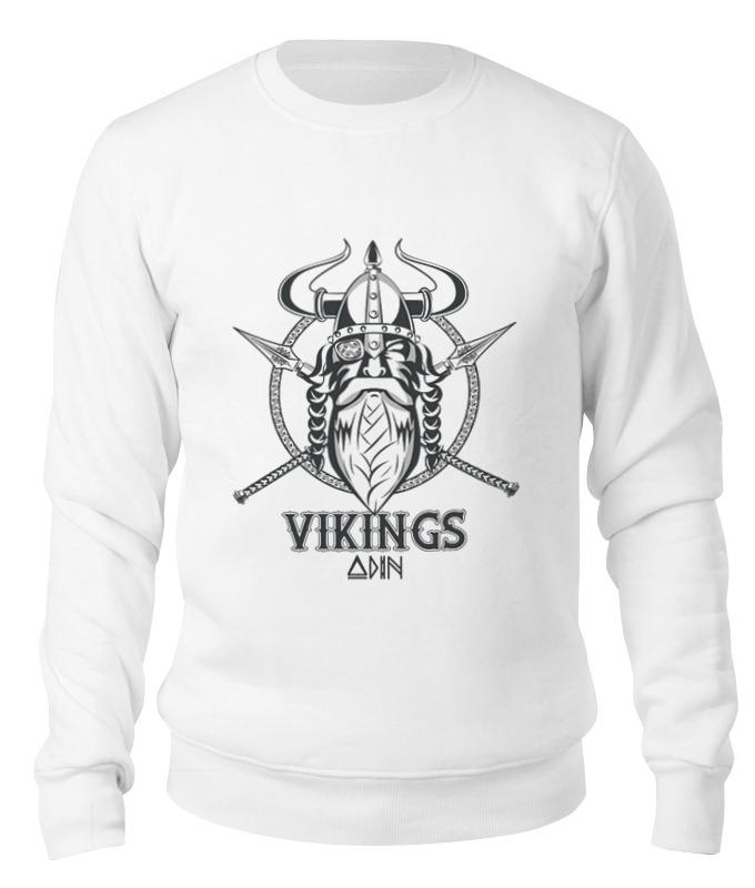 Printio Свитшот унисекс хлопковый Свитшот vikings printio свитшот унисекс хлопковый свитшот vikings warriors