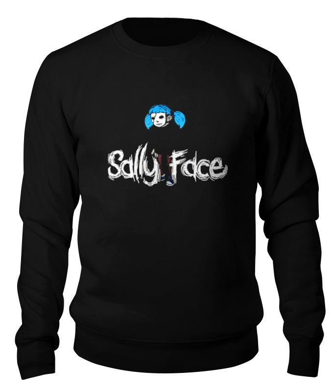Printio Свитшот унисекс хлопковый Sally face (салли фейс)