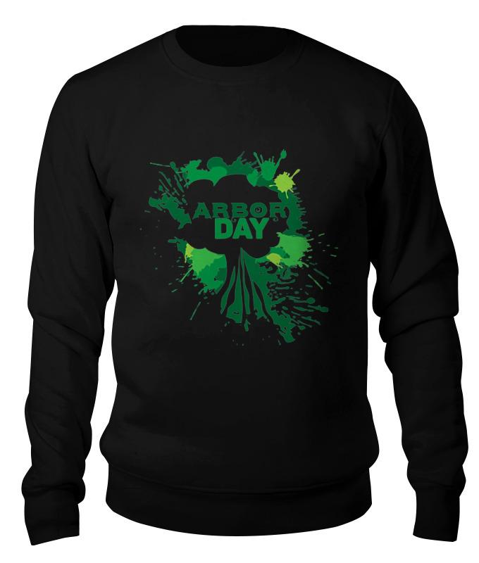 Printio Свитшот унисекс хлопковый Arbor day