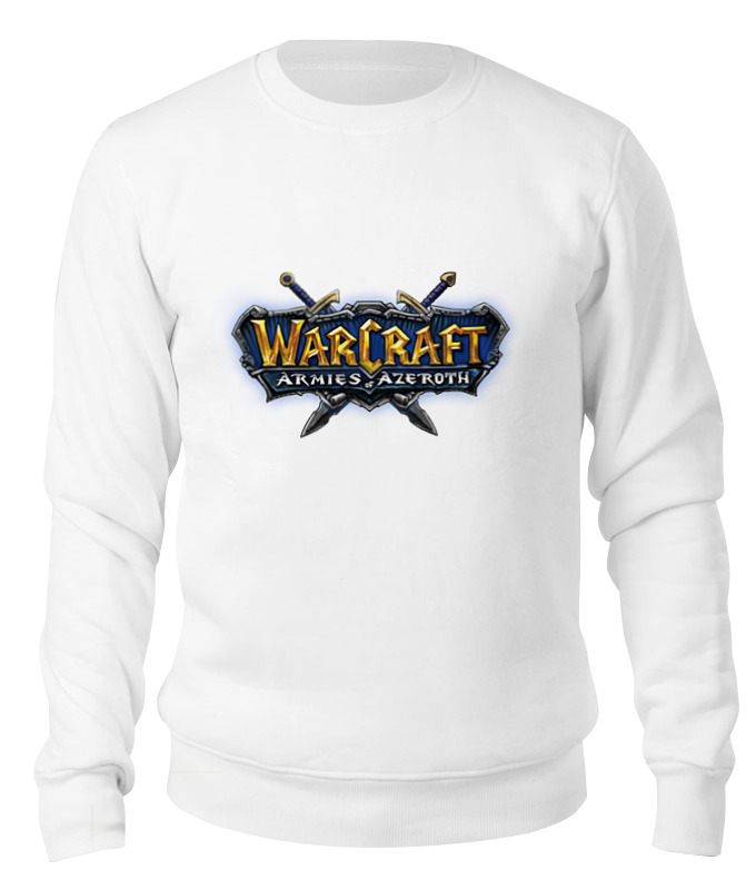 Printio Свитшот унисекс хлопковый Warcraft