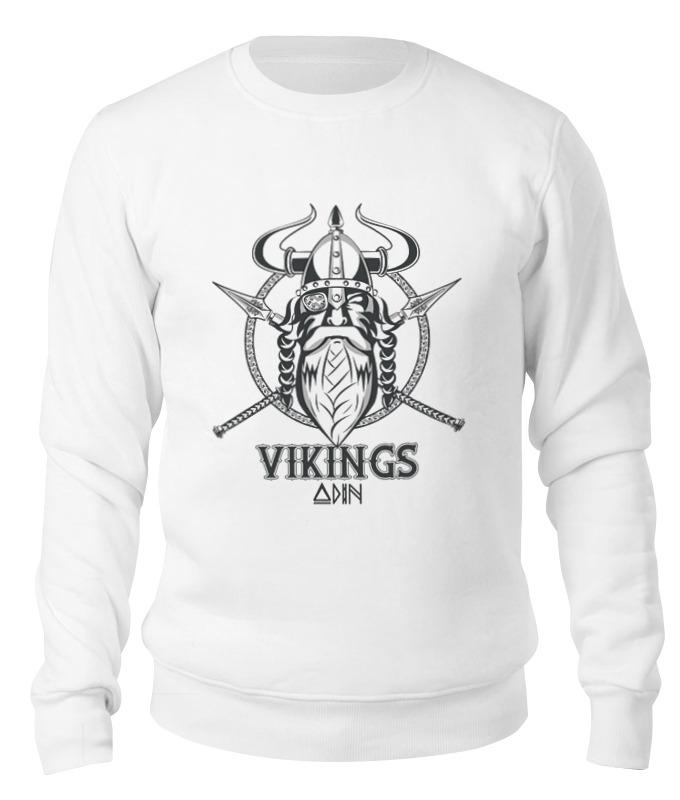 Printio Свитшот унисекс хлопковый Толстовка wearcraft premium vikings printio свитшот унисекс хлопковый свитшот vikings warriors