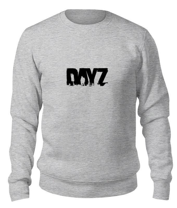 Printio Свитшот унисекс хлопковый Dayz t-shirt