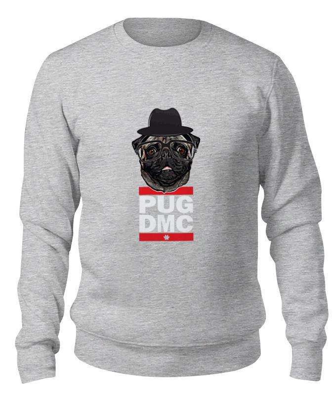 Printio Свитшот унисекс хлопковый Pug x run dmc printio свитшот унисекс хлопковый pug fan print