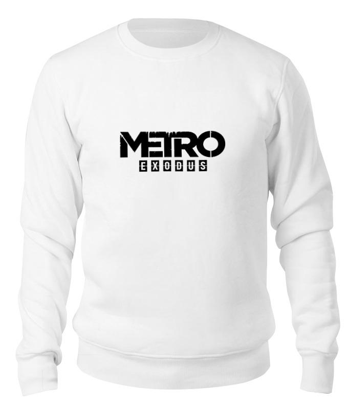 Printio Свитшот унисекс хлопковый Metro