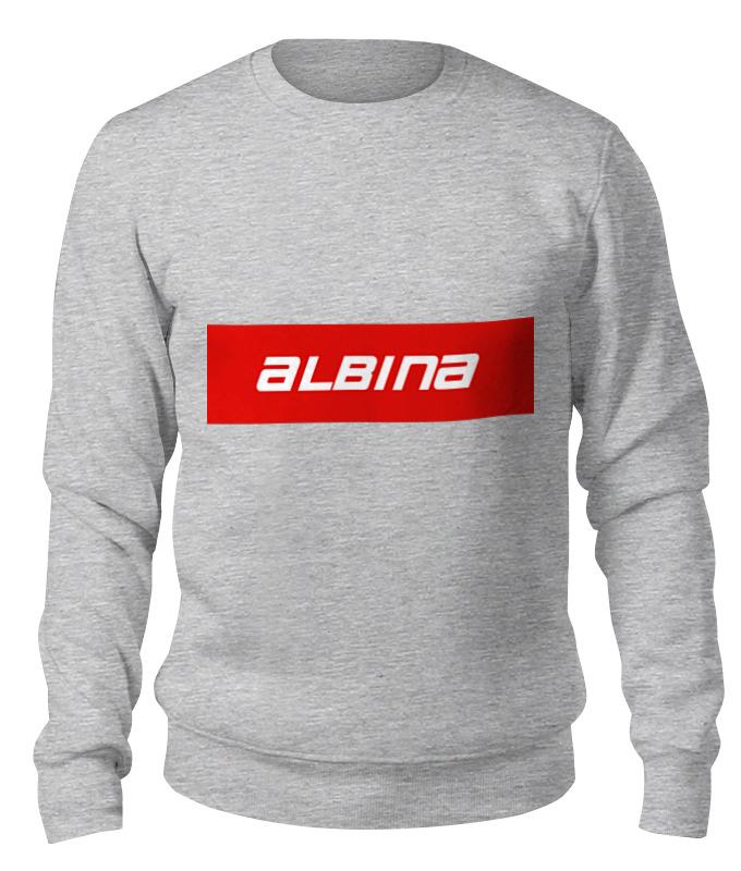 светильник потолочный toscom albina патина 6xe27х60вт Printio Свитшот унисекс хлопковый Albina