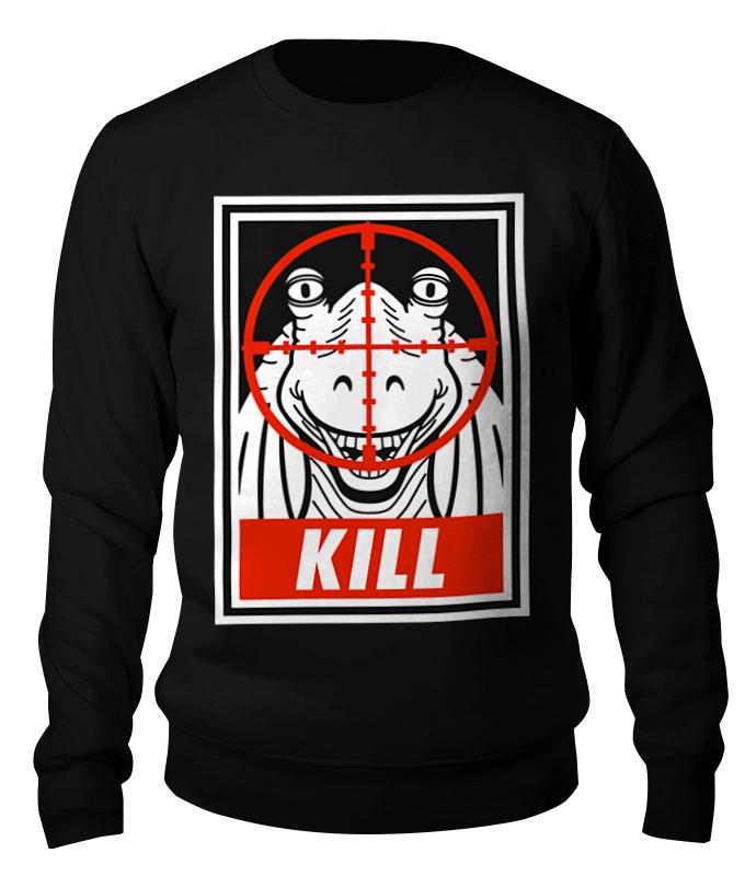 printio kill Printio Свитшот унисекс хлопковый Kill.