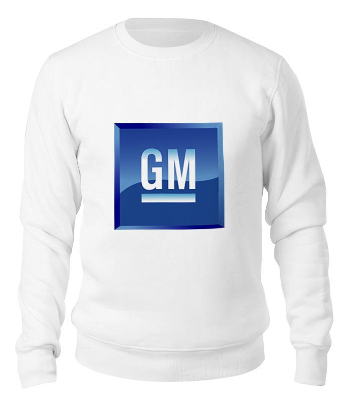 Printio Свитшот унисекс хлопковый Gm. general motors