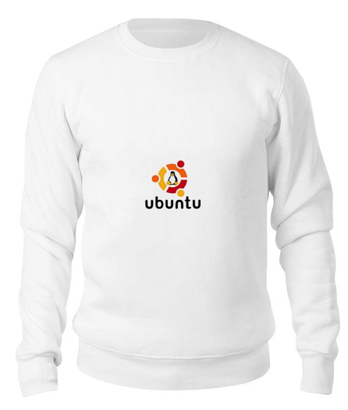 Printio Свитшот унисекс хлопковый Ubuntu