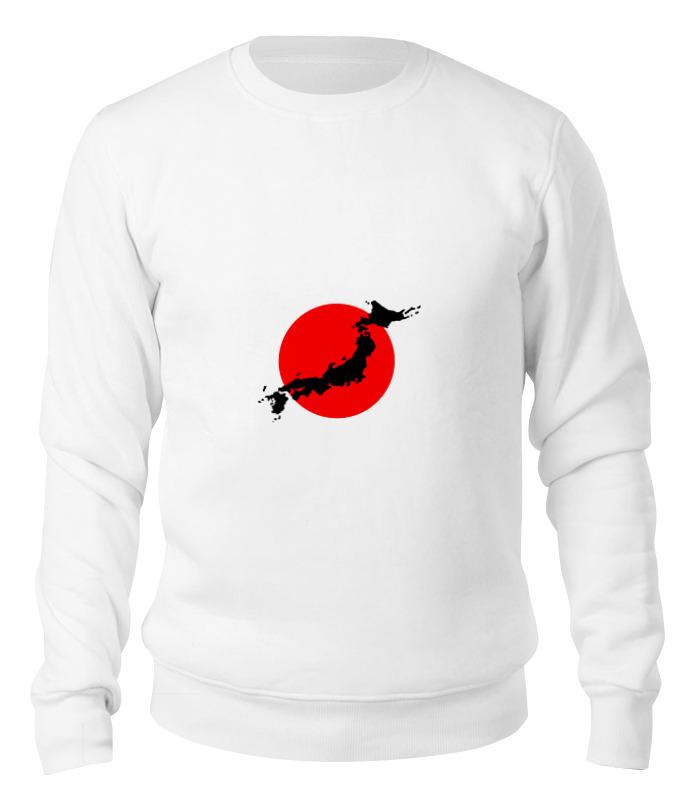 Printio Свитшот унисекс хлопковый Остров япония