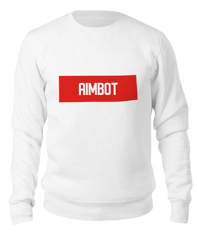 Printio Свитшот унисекс хлопковый Aimbot