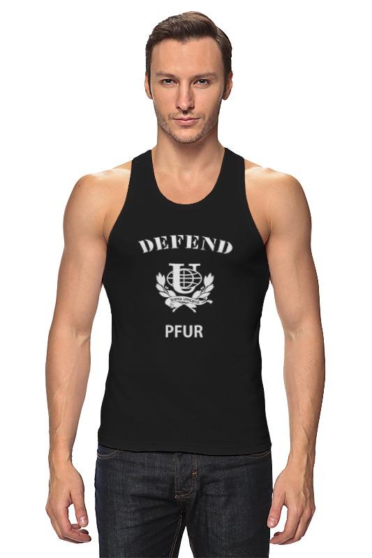 Printio Майка классическая Defend pfur