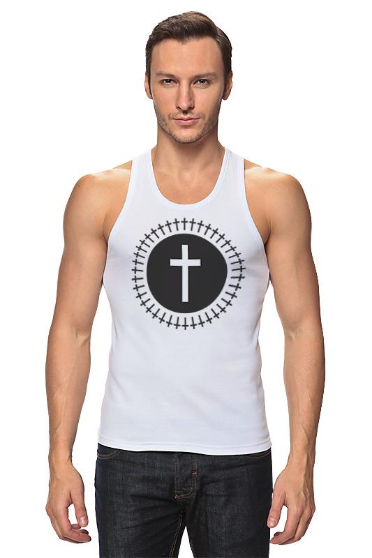 Printio Майка классическая Кресты