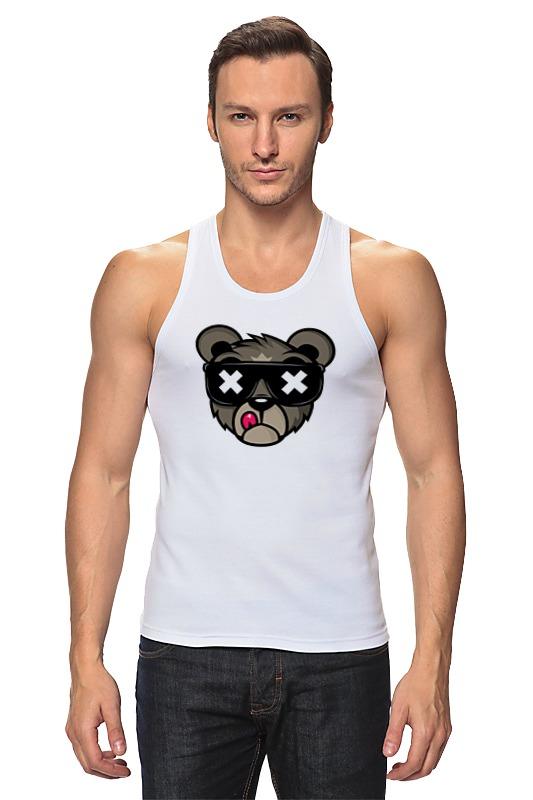 Printio Майка классическая Crew five cali bear printio футболка классическая crew five cali bear