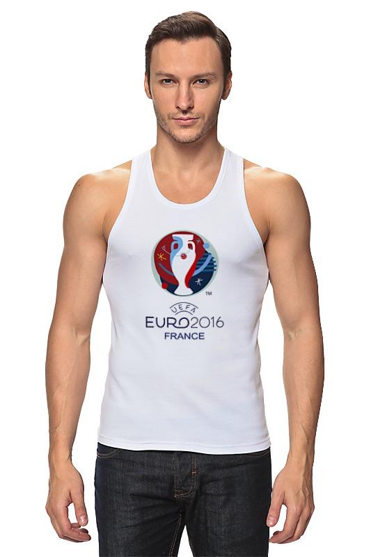 Printio Майка классическая Евро 2016