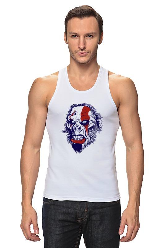 Printio Майка классическая Gorilla kratos printio футболка классическая gorilla kratos