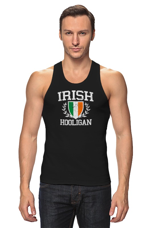 Printio Майка классическая Ирландский хулиган