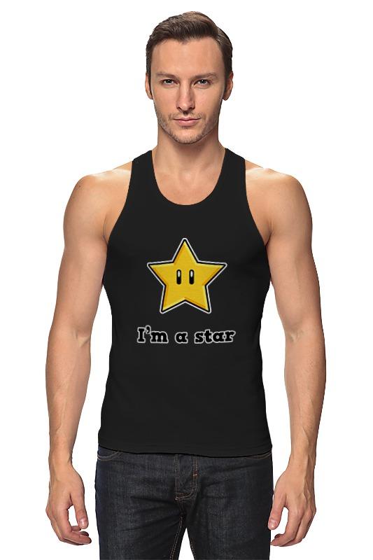 майка классическая printio north star flava Printio Майка классическая I`m a star